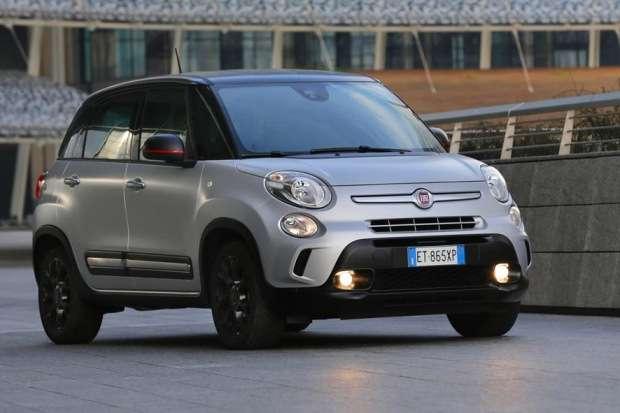 Fiat 500L 2014 Beats Edition