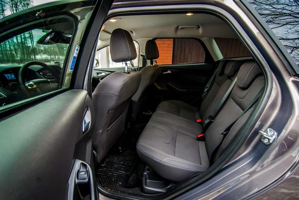 Ford Focus Kombi Titanium