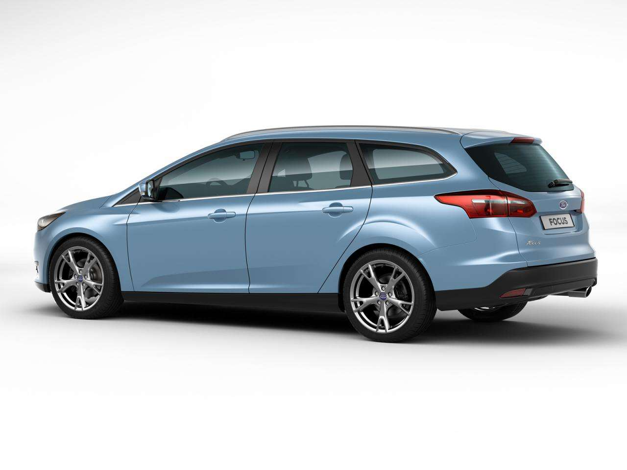 Ford Focus Facelift 2014