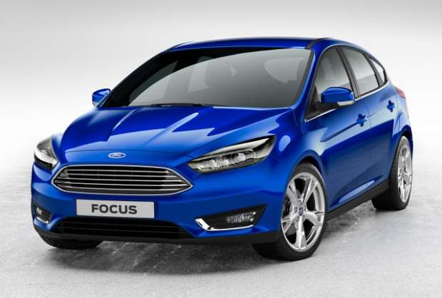 Ford Focus 2014 Facelift