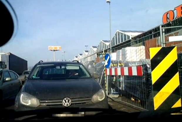 Volkswagen Golf VI korek
