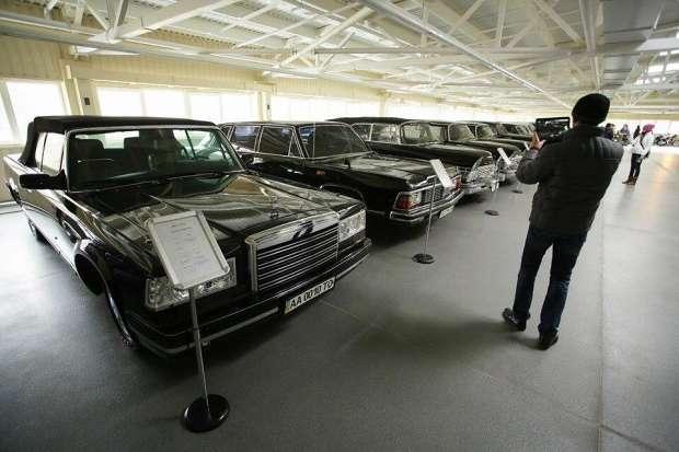 Wiktor Janukowycz samochody