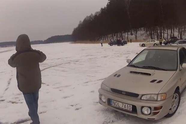 Jezioro Krzywe Olsztyn