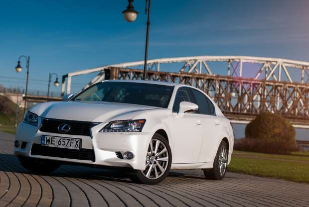 Nowy Lexus GS