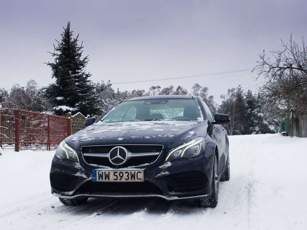 Mercedes E400 Coupe