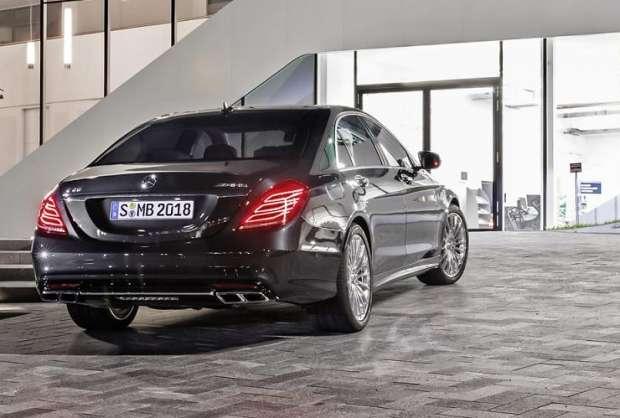 Mercedes S65 AMG 2014