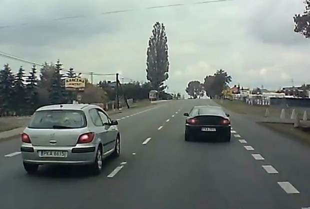 Peugeot czołówka Polska