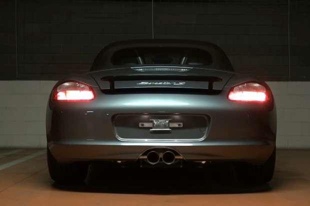 Porsche Boxster S Capristo