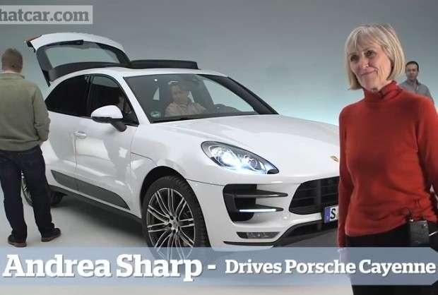 Opinia o Porsche Macan