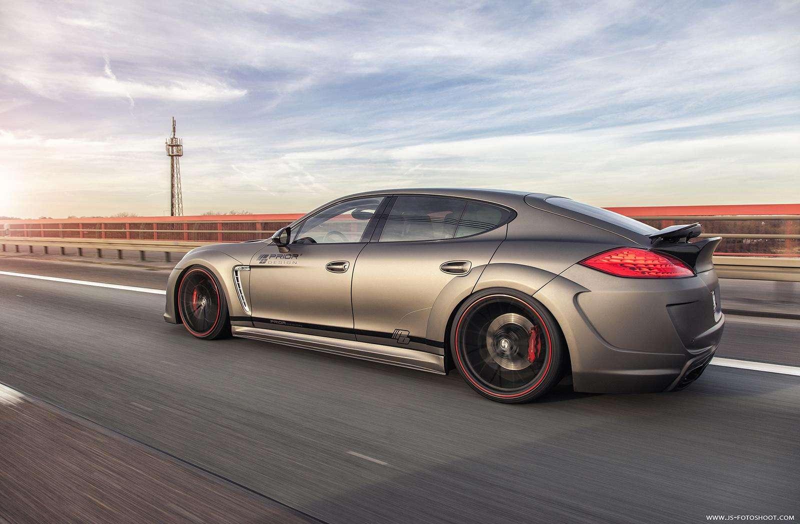 Porsche Panamera Prior Design4