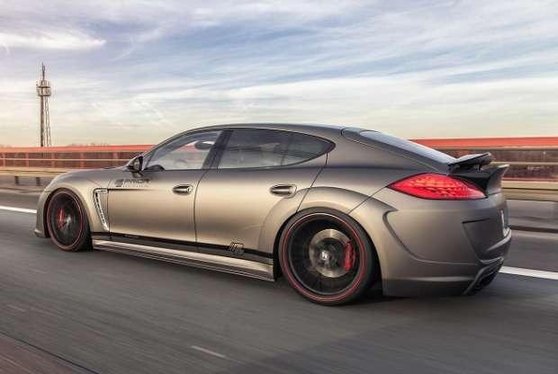 Porsche Panamera Prior Design