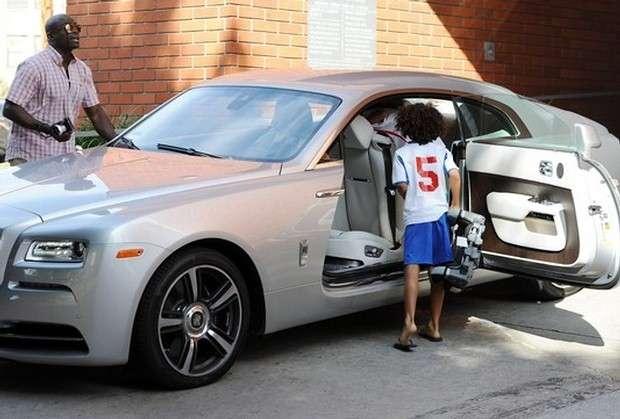 Seal Rolls Royce