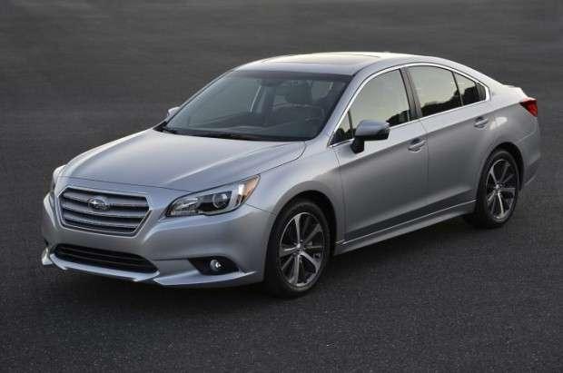 Nowe Subaru Legacy
