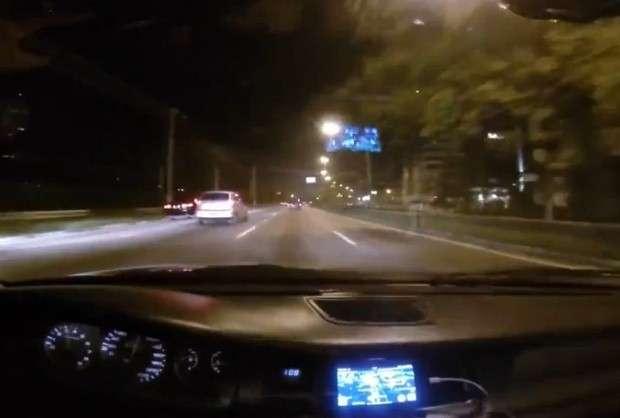 Szybka jazda po mieście