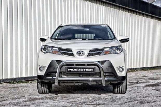 Toyota RAV4 tuning Muskieter