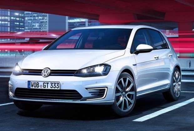Nowy Volkswagen Golf GTE