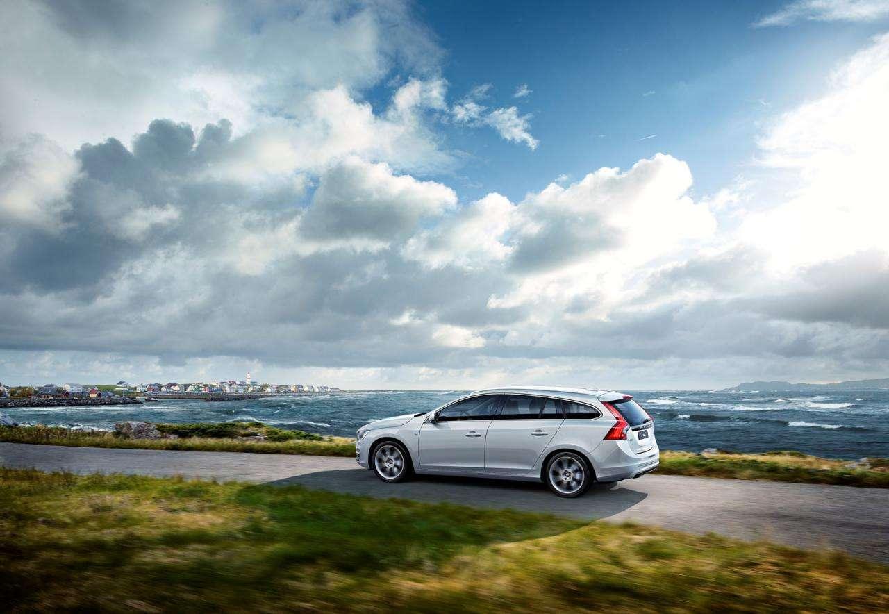 Volvo V60 Ocean Race 2014