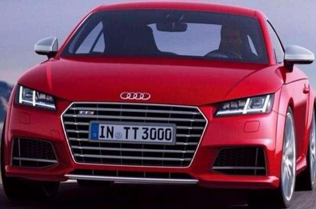 Audi TT-S 2014