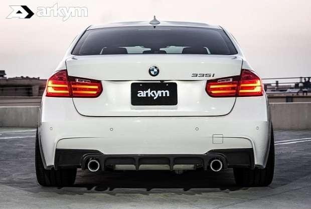 BMW serii 3 (335i) F30 tuning Arkym