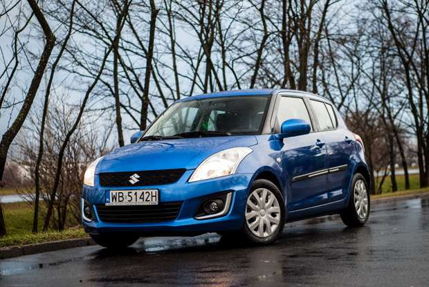 kobieta w suzuki swift 1 2 vvt a t 94 km test. Black Bedroom Furniture Sets. Home Design Ideas
