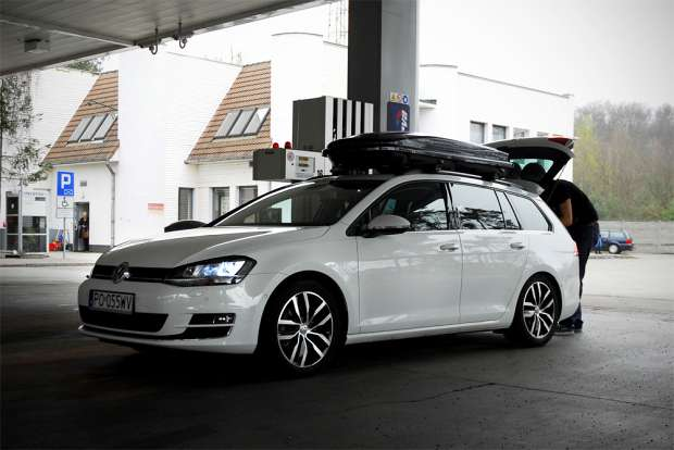 VW Golf VII Variant 2.0 TDI