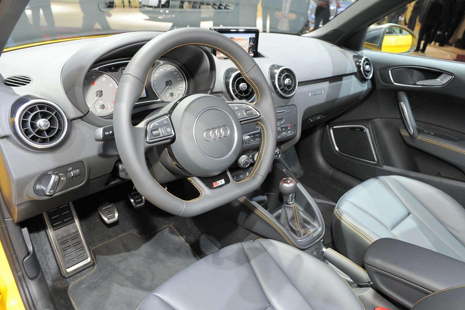 Audi s1 Geneva 2014