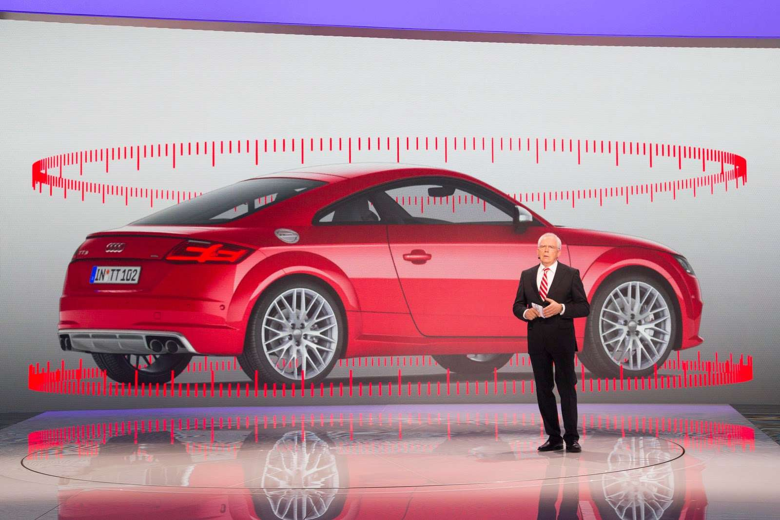 Audi tt-s Geneva 2014