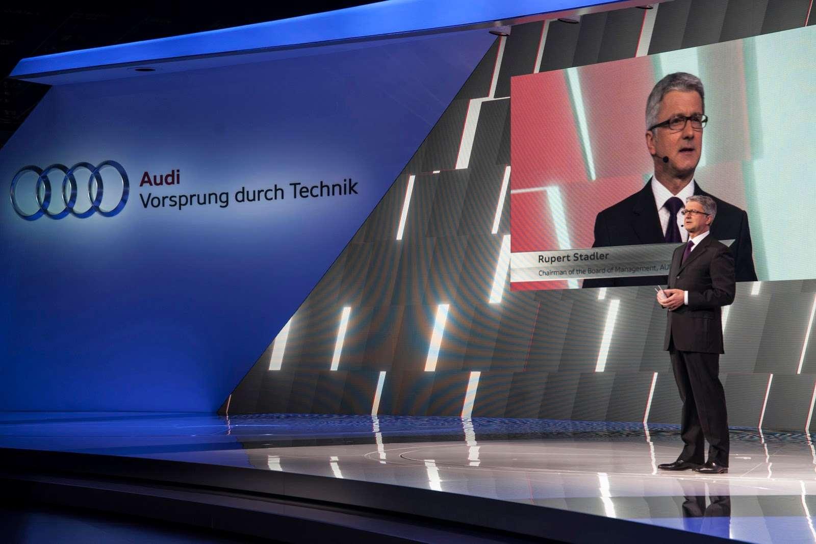 Audi Geneva 2014