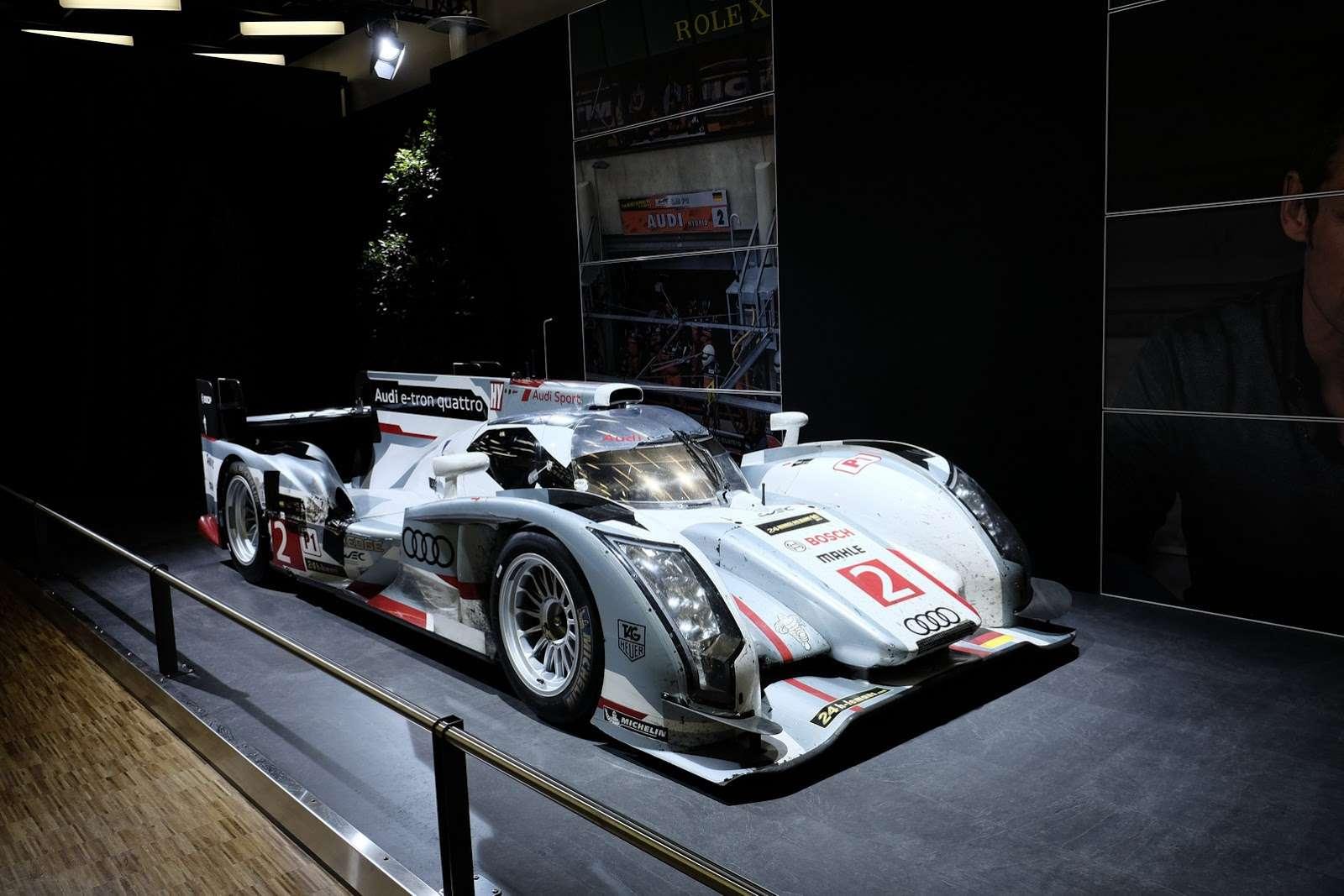 Audi Le Mans Geneva 2014