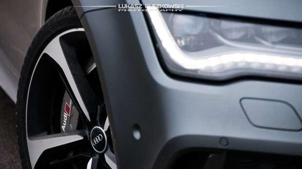Audi RS7 wheels