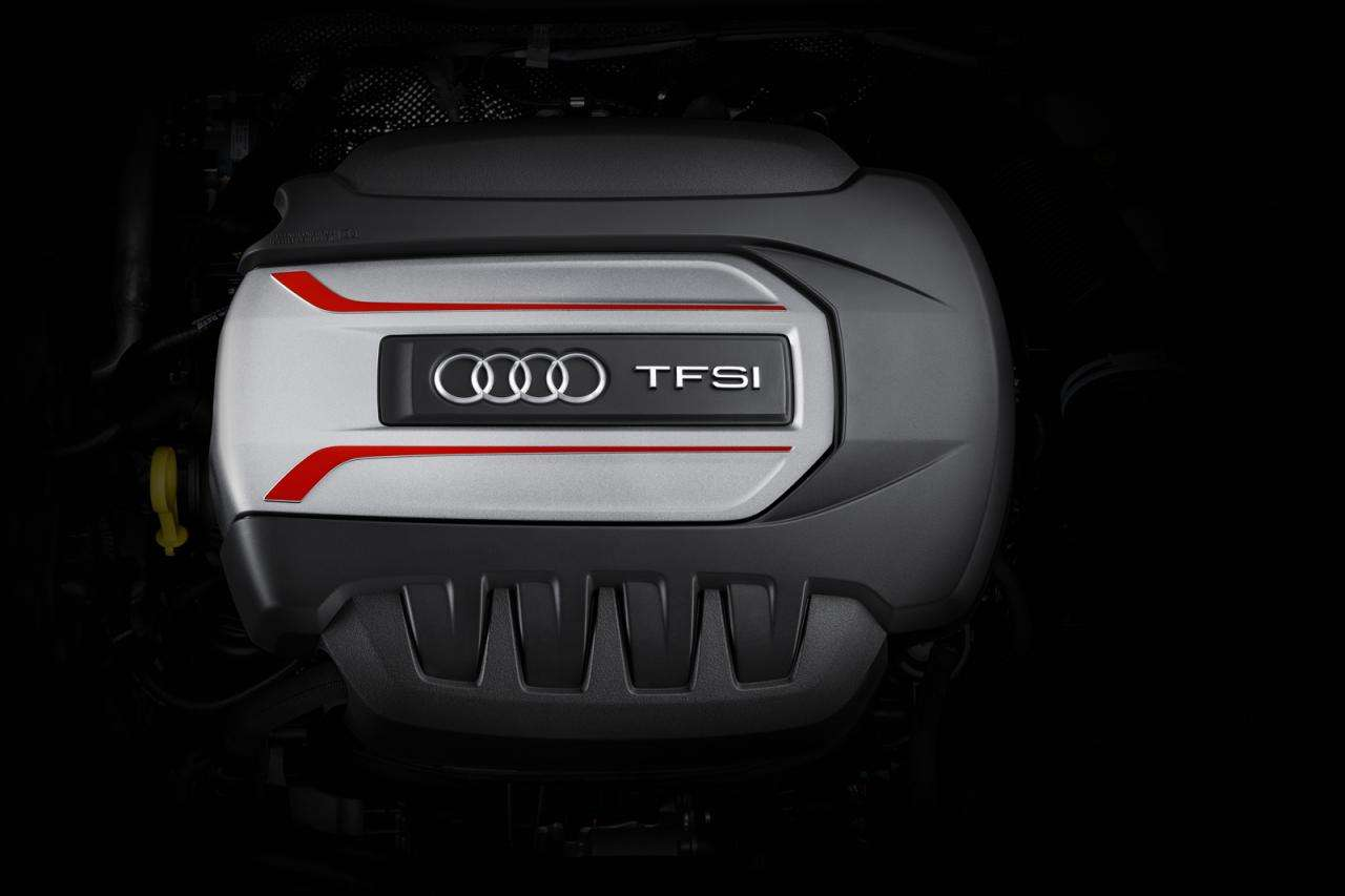 Audi TT 2015 engine