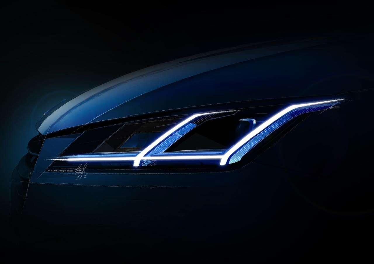 Audi TT 2015 LED