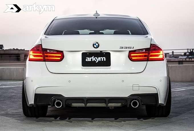 BMW 335i Arkym