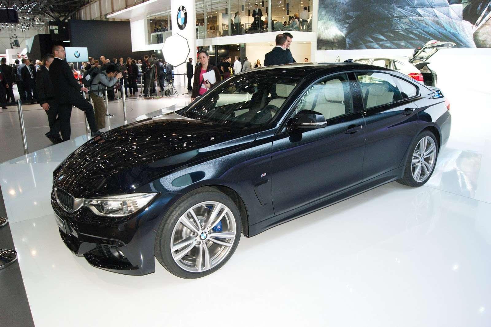 BMW geneva