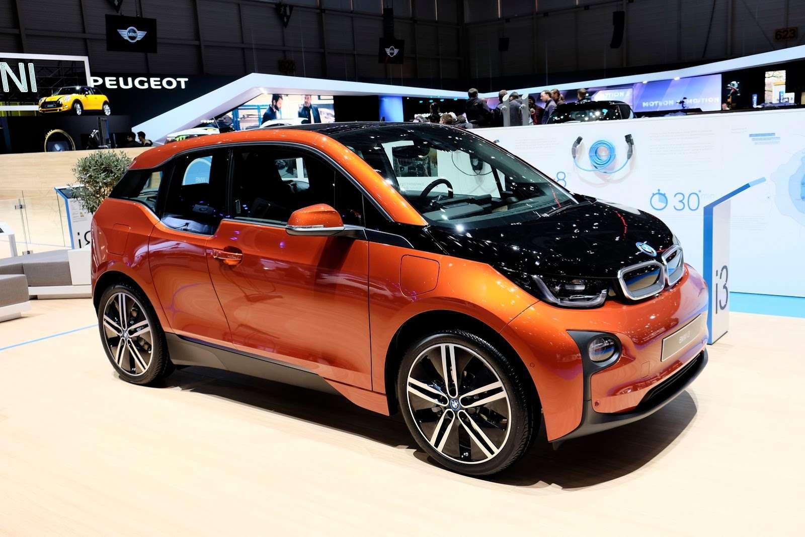 BMW i3 geneva