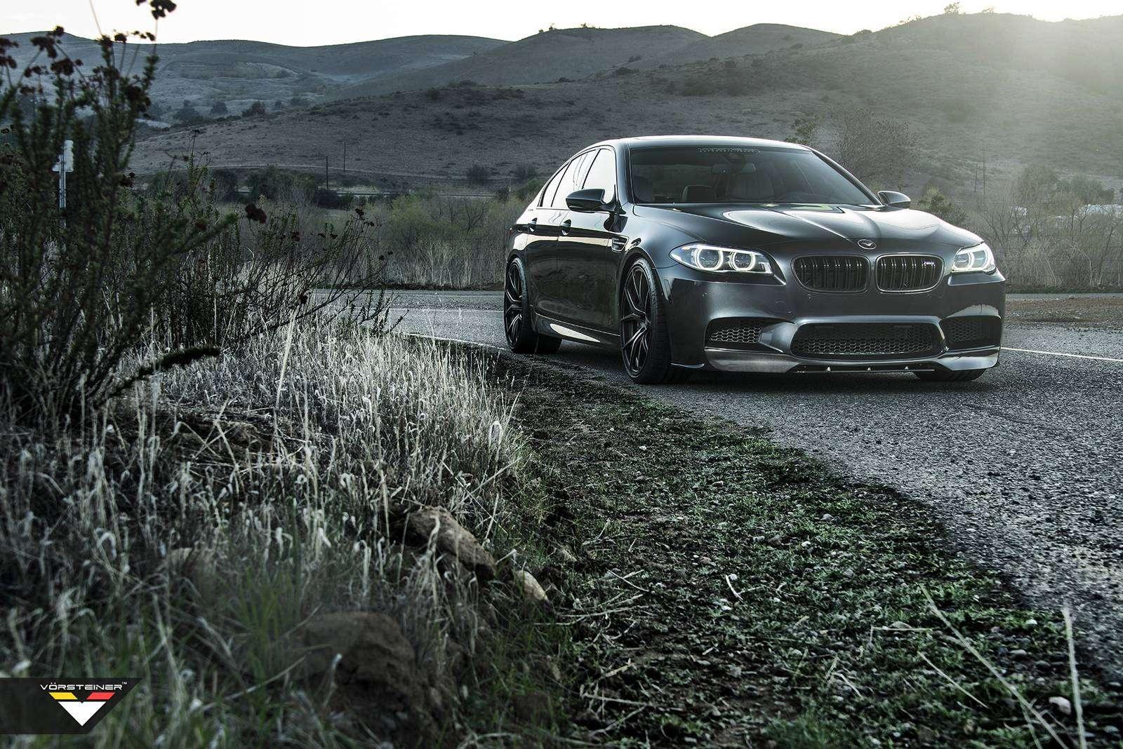 BMW M5 Carbon by Vorsteiner