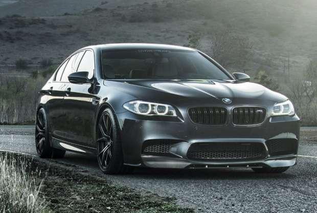 BMW M5 Carbon tuning Vorsteiner