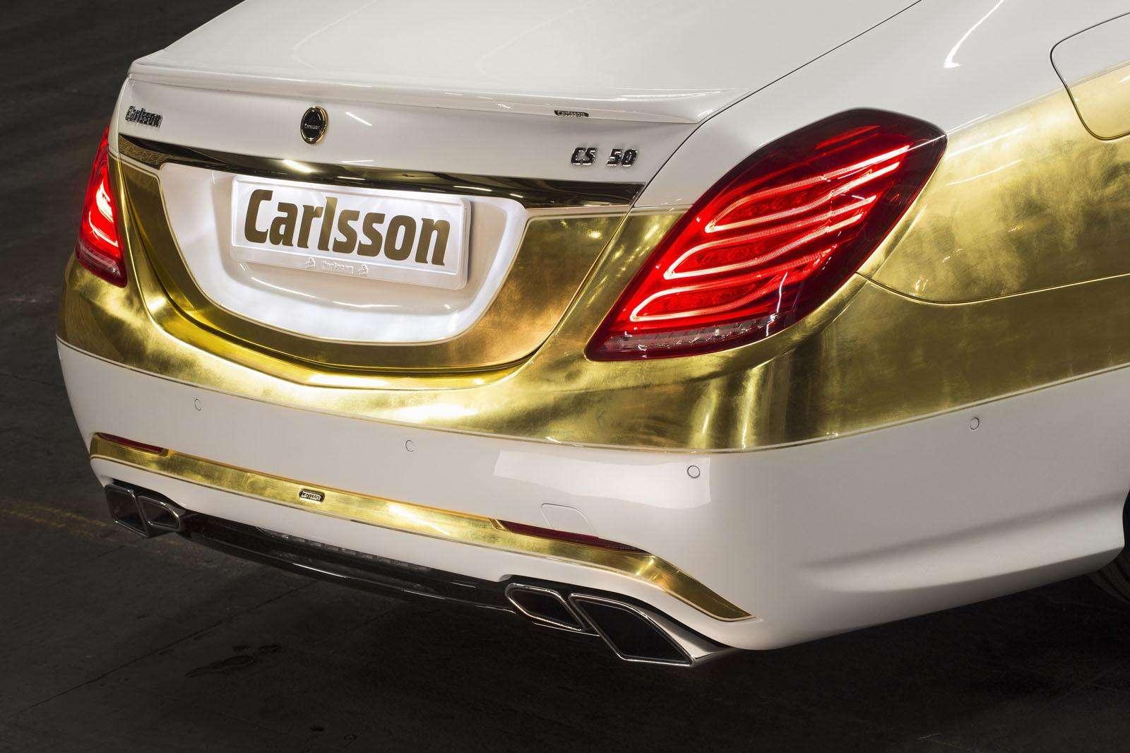 Carlsson CS50