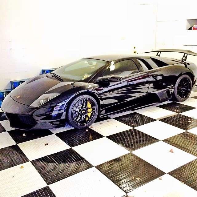 Kris Singh Lamborghini