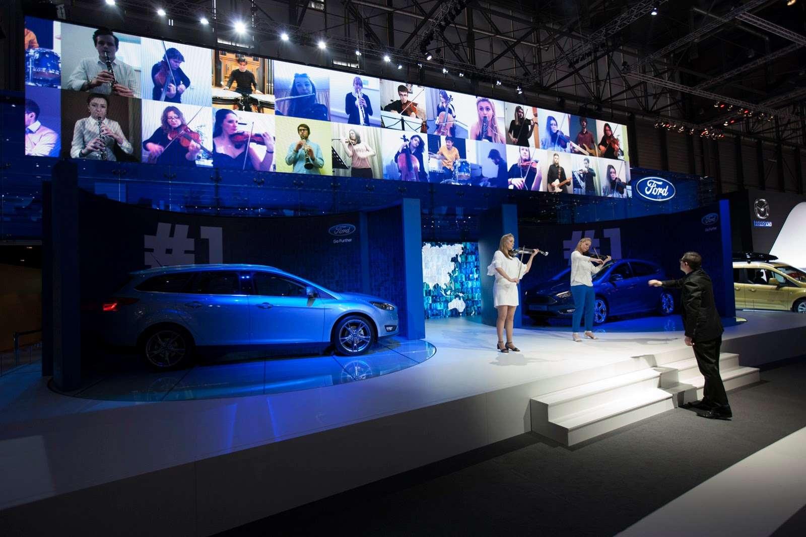 Nowy ford focus salon genewa 2014 - Focos salon ...
