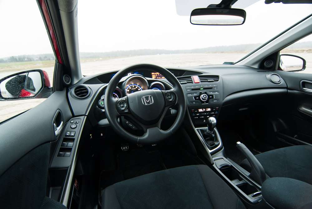 Honda Civic 1.8 Sport 5d