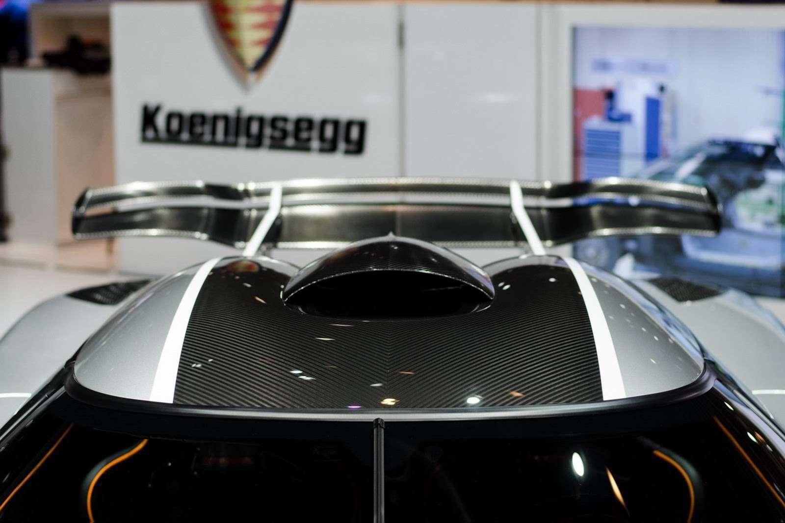 Koenigsegg One:1 Geneva 2014