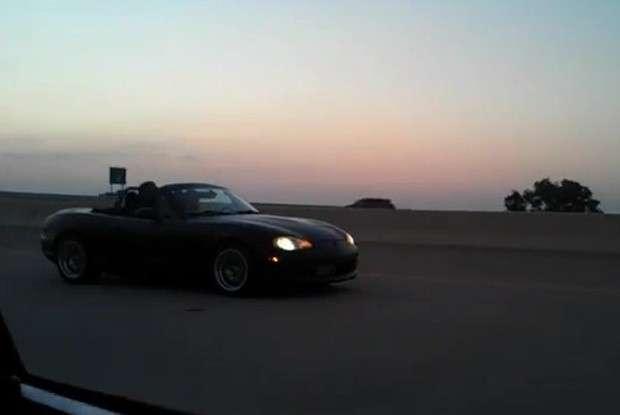 BMW vs Mazda