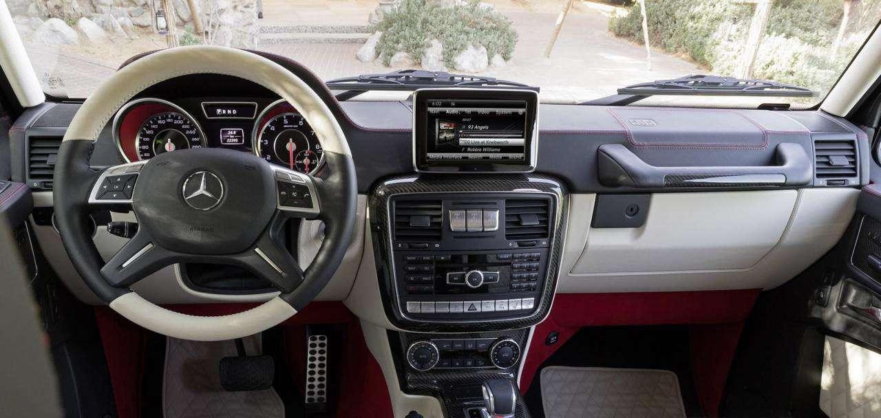 Mercedes-Benz G63 AMG 6x6 2014