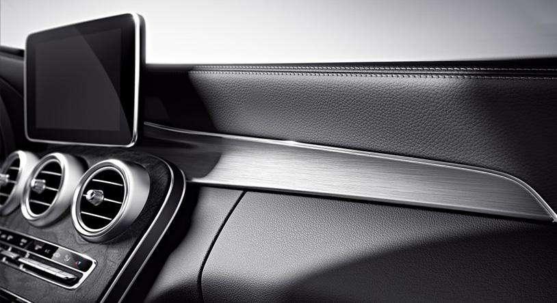 Mercedes-Benz klasy C Edition 1 2014