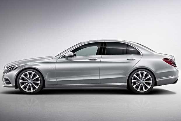 Mercedes-Benz C-Class Edition 1 2014