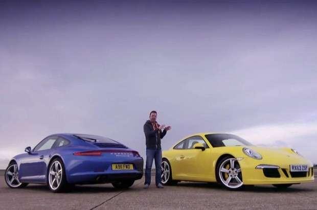 Porsche 911 2S vs 4S