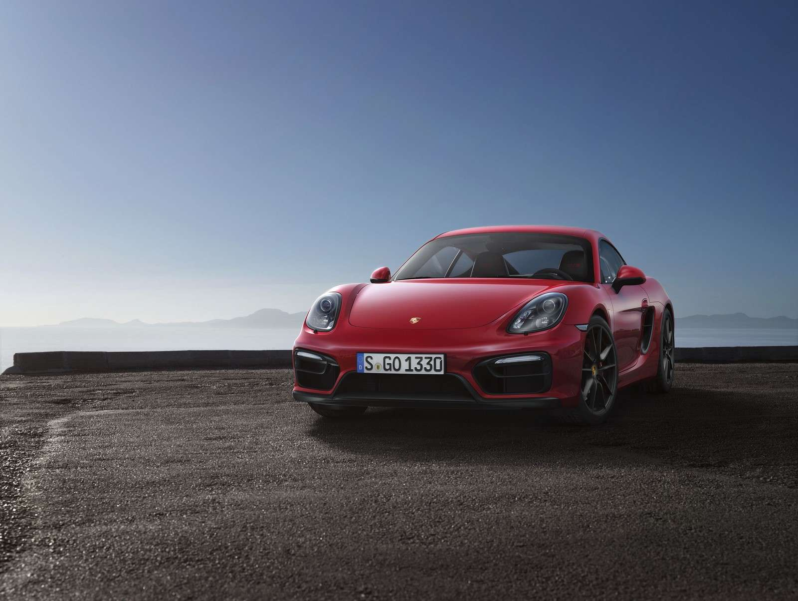 Porsche Boxster GTS and Cayman GTS 2015
