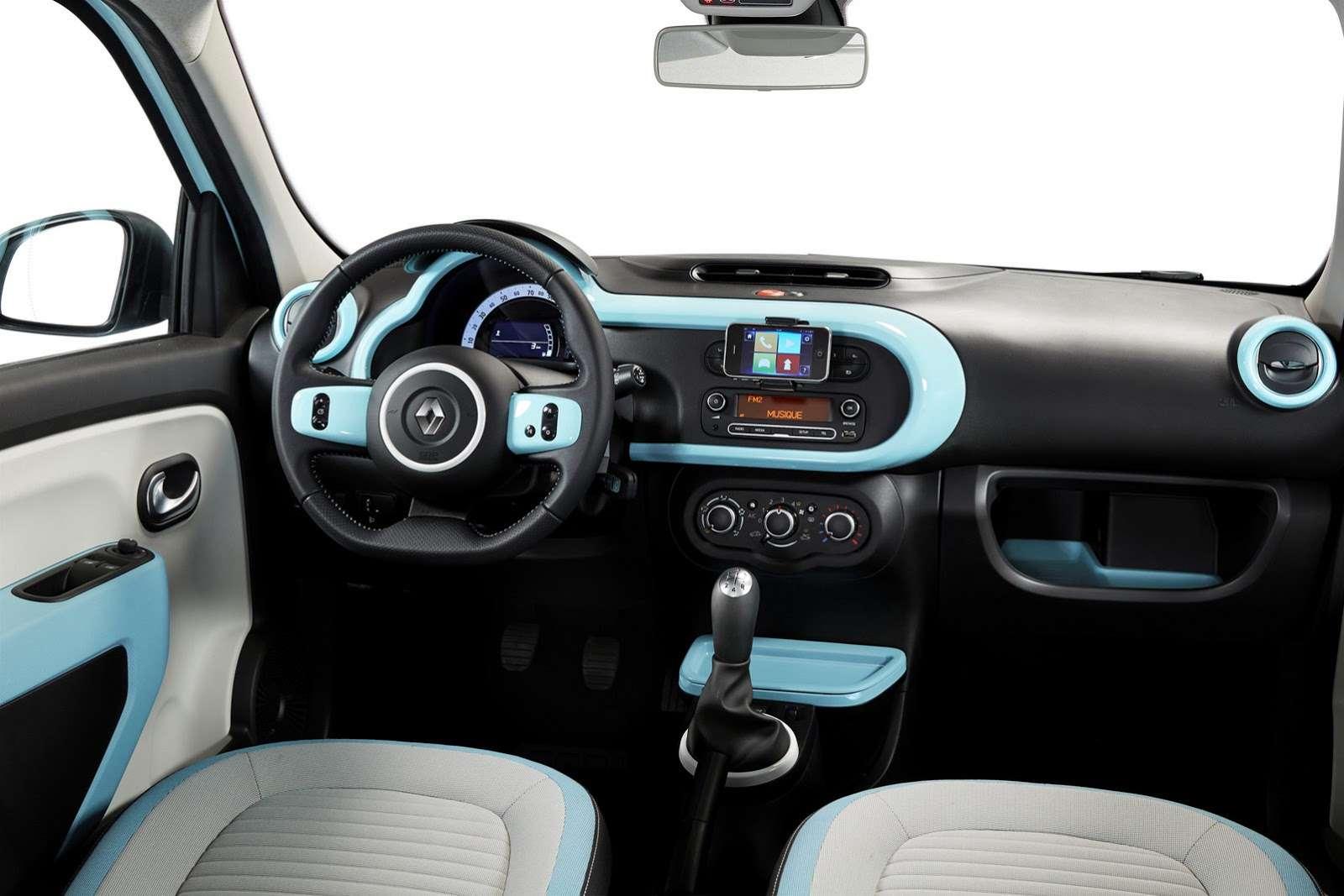 Renault Twingo Geneva 2014