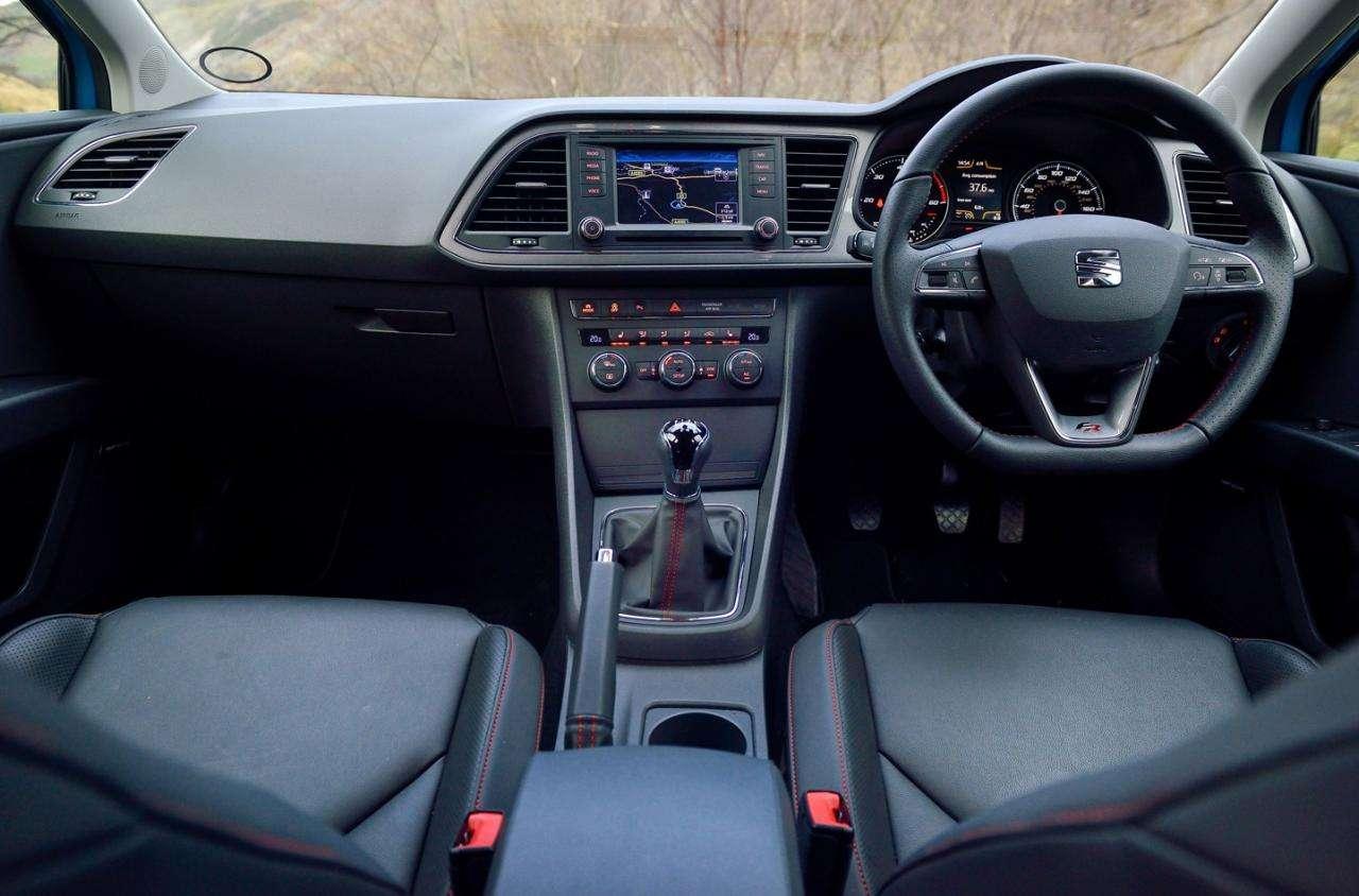 Seat Leon FR TDI Titanium Pack